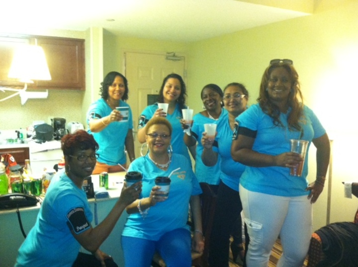 Eastern Diamonz Supporting Ttsc T-Shirt Photo