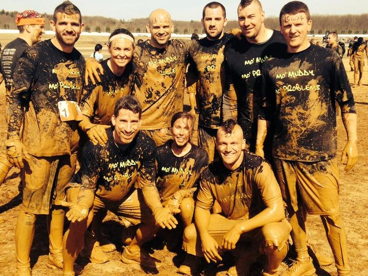 Tough Mudder Poconos T-Shirt Photo