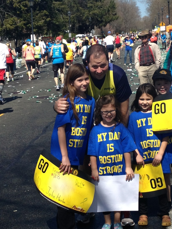 Boston Strong T-Shirt Photo