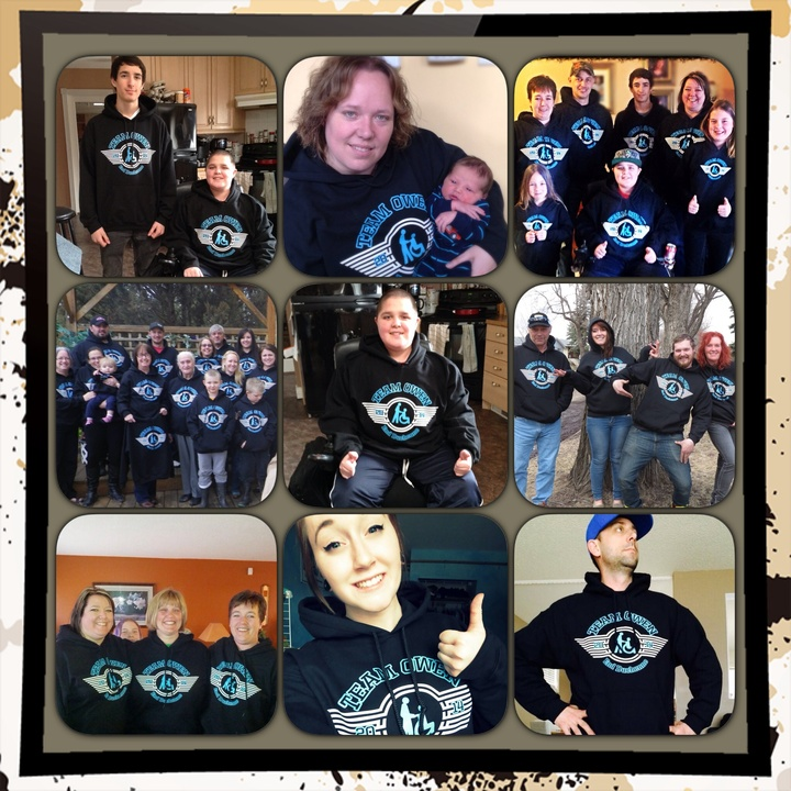 End Duchenne Supporters  T-Shirt Photo