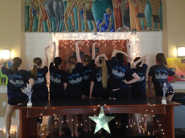 Uri Dance Company Hits The Big City! T-Shirt Photo
