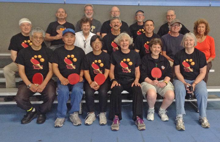 Petaluma Seniors Have Fun! T-Shirt Photo