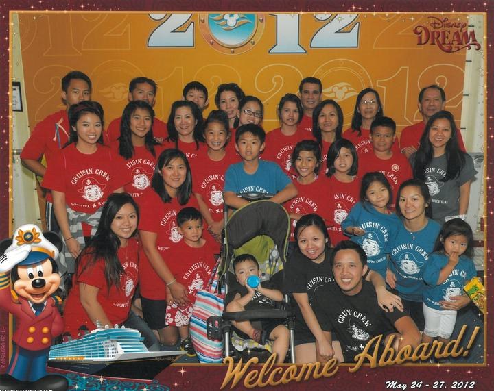 Its All About The Family, Fun, And T Shirts! T-Shirt Photo