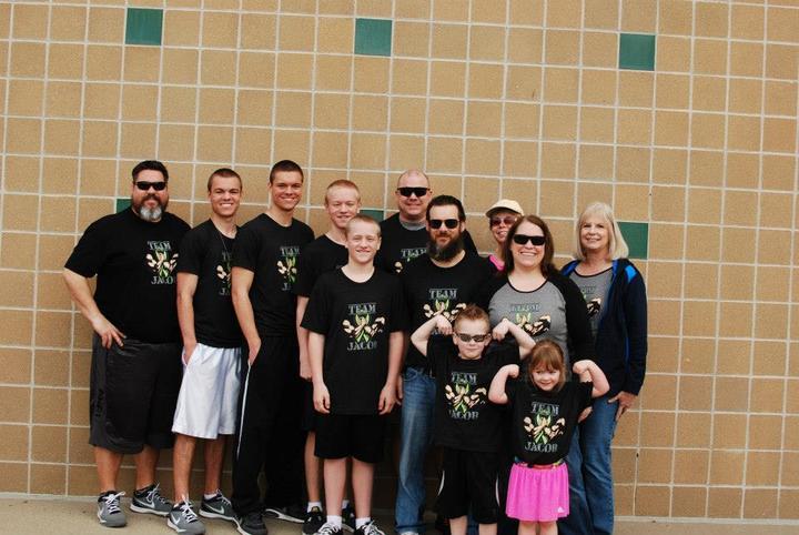 Team Jacob T-Shirt Photo