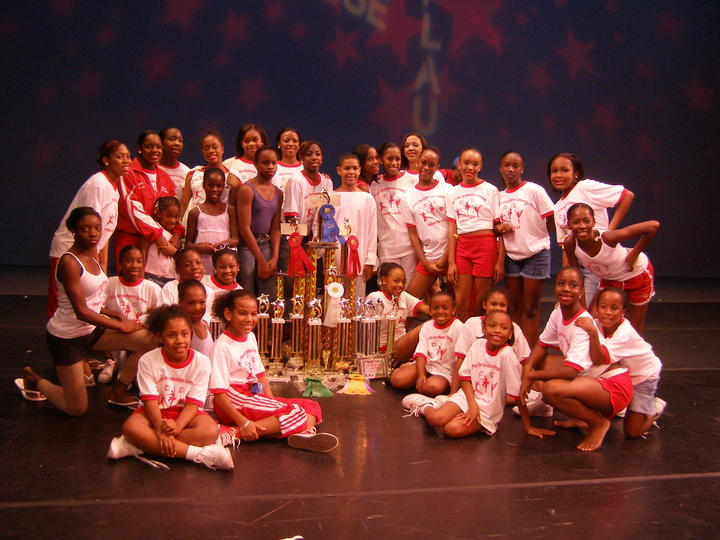 2006 Dance Nationals In Jacksonville, Fl T-Shirt Photo