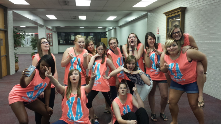 Life Group Is Better In Matching T Shirts! T-Shirt Photo