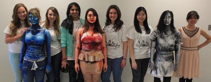 Ap Studio Art Students  T-Shirt Photo
