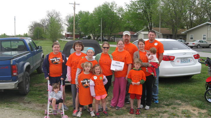 Ms Walk 2014 For Michelle  T-Shirt Photo