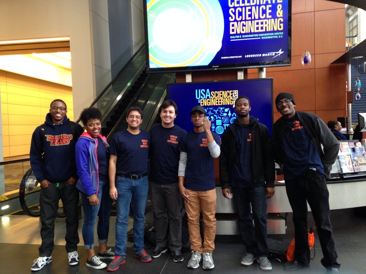 Morgan State University T-Shirt Photo