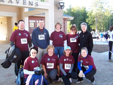 Lung Run Team Marvin T-Shirt Photo