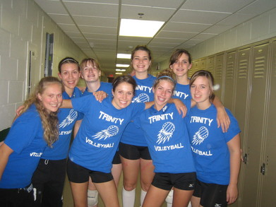 Volleyball '07 T-Shirt Photo