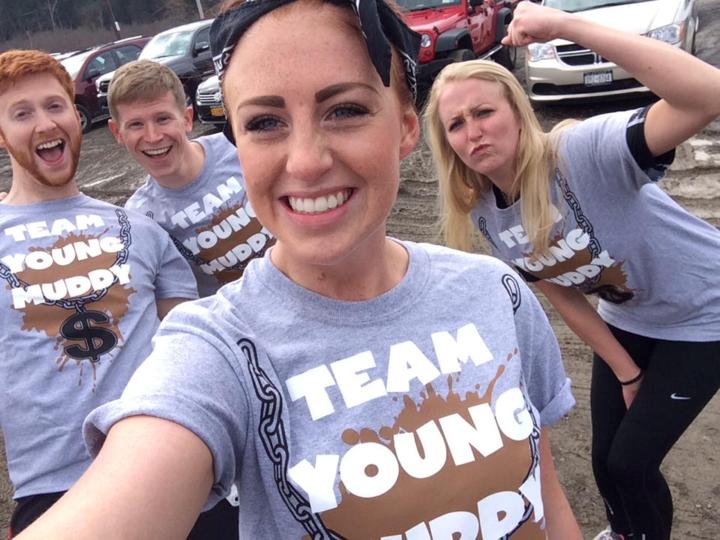 Team Young Muddy T-Shirt Photo