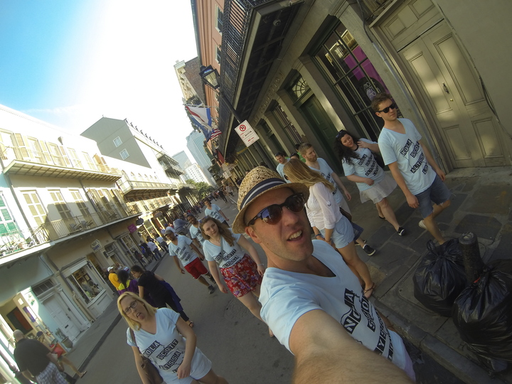 Bourbon Street, Betch  T-Shirt Photo