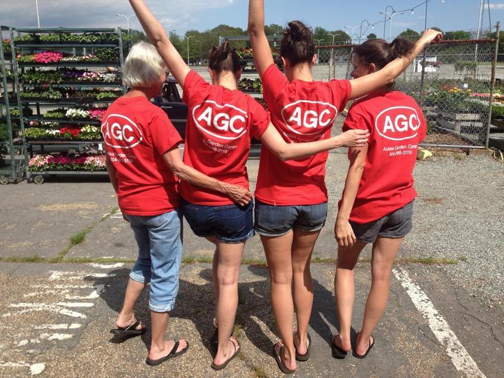 Ladies At Work T-Shirt Photo
