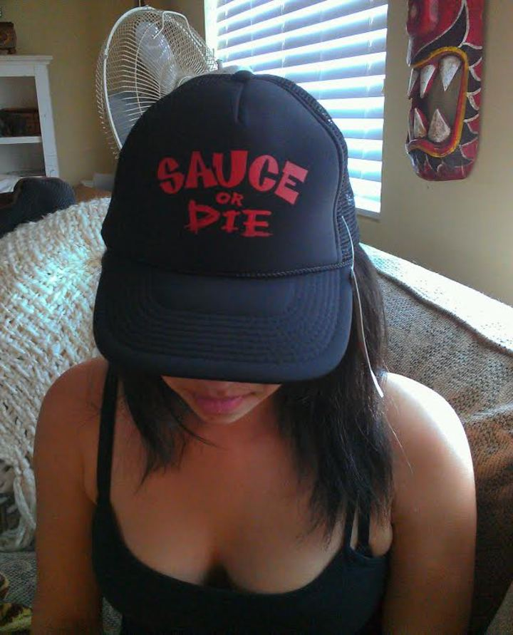 Sauce Or Die T-Shirt Photo