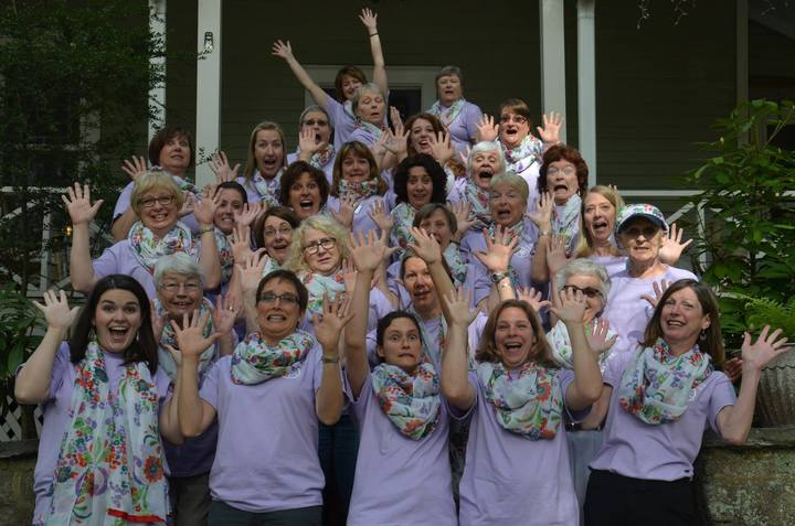 Women's Retreat T-Shirt Photo