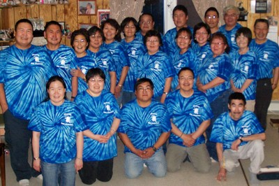 Manokotak Bible Study Group T-Shirt Photo