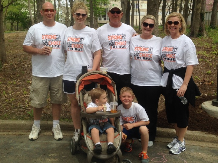 Lively Clan For Katie!  T-Shirt Photo