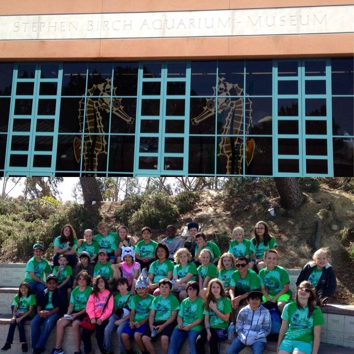 San Diego Field Trip 2014 T-Shirt Photo
