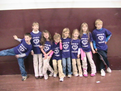 Lakeholm Children's Bible Quiz Team T-Shirt Photo