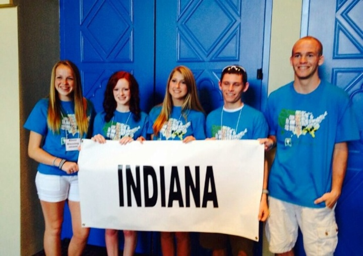Indiana Life Smarts Team T Shirts T-Shirt Photo