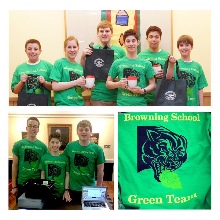 Earth Day At Browning T-Shirt Photo