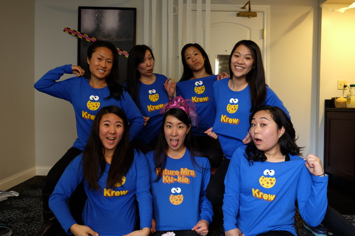 Future Mrs. Ku Kie's Krew T-Shirt Photo