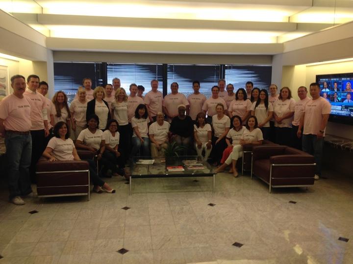 Team Regina! T-Shirt Photo