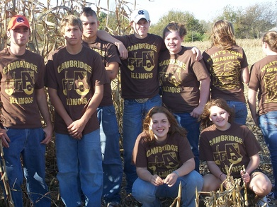 Cambridge Ffa   Whats Your Reason T-Shirt Photo