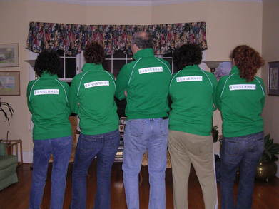 "Bannerman Family ""Team"" Jackets T-Shirt Photo"