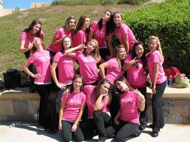 Dancers Just Wanna Have Fun! T-Shirt Photo