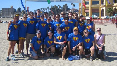 "Team ""Superfeet"" From The Relay T-Shirt Photo"