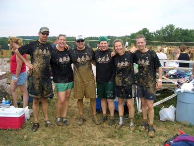 2007 Mud Volleyball T-Shirt Photo
