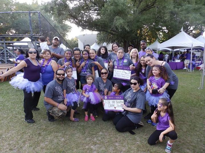 Team Jenny Lupus Walk :) T-Shirt Photo