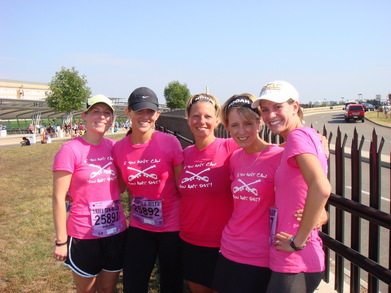 Cav Girls On The Run T-Shirt Photo