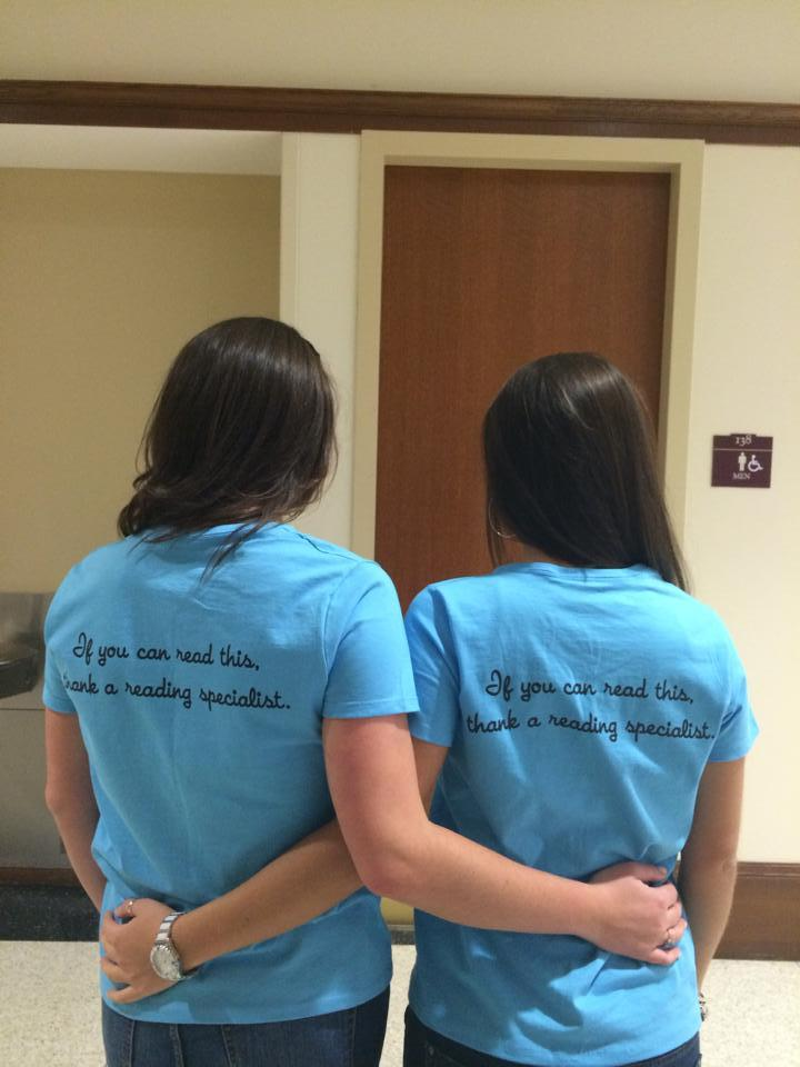 Literacy Lovers! T-Shirt Photo