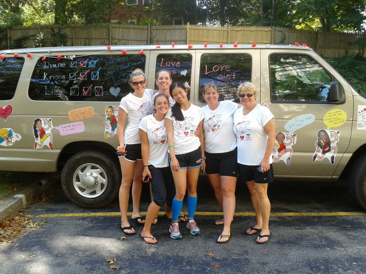The Dc Ragnar Ladies Of Van 1 T-Shirt Photo