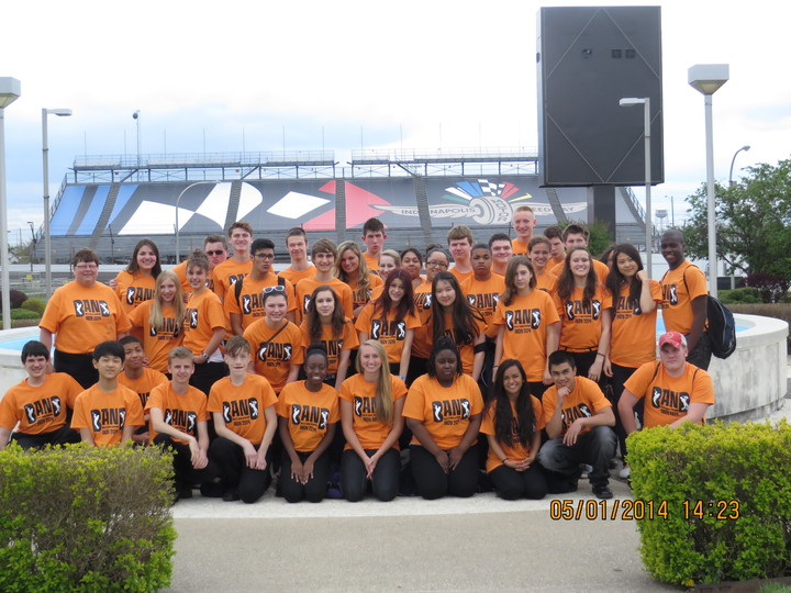 Bca Does Indy 500 T-Shirt Photo