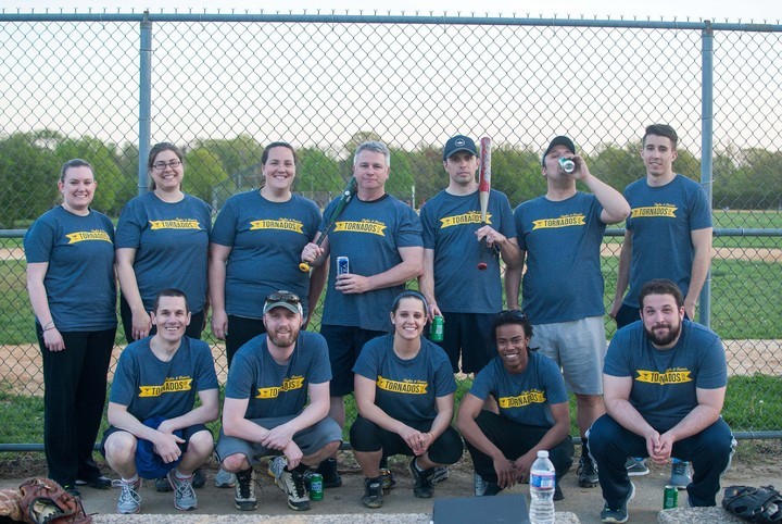 T&F Tornados 2014 T-Shirt Photo