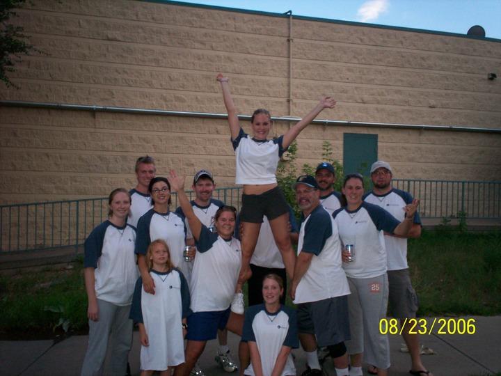 Go Team T-Shirt Photo