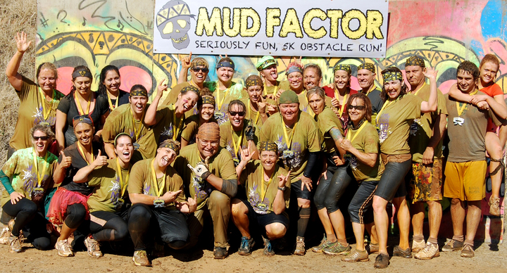 Mud Run 2013 T-Shirt Photo