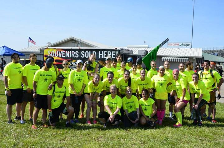 Team Sisson Takes On Its Second Tough Mudder T-Shirt Photo