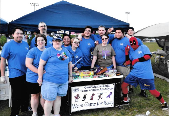 We're Game For Relay! T-Shirt Photo