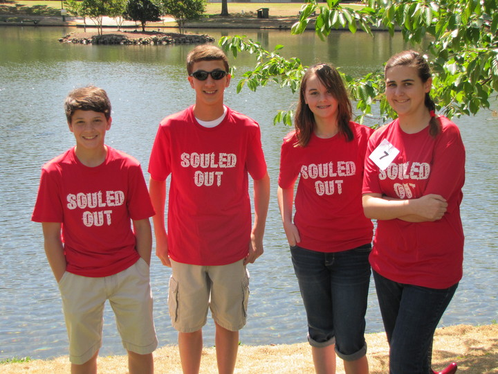 Souled Out T-Shirt Photo