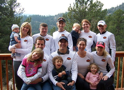 Hep Retreat In Estes Park T-Shirt Photo