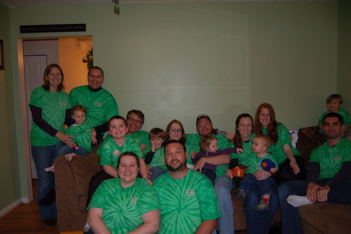 Group Picture 1 T-Shirt Photo