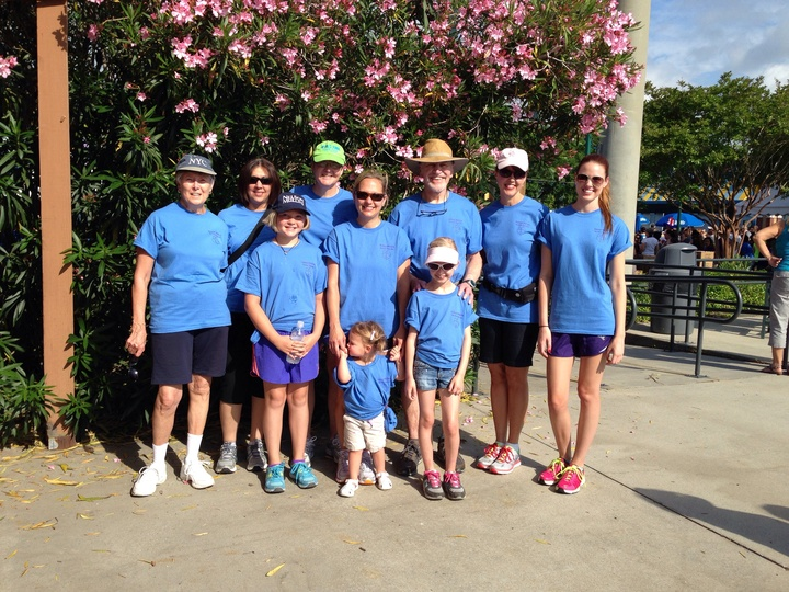 March Of Dimes Walk T-Shirt Photo