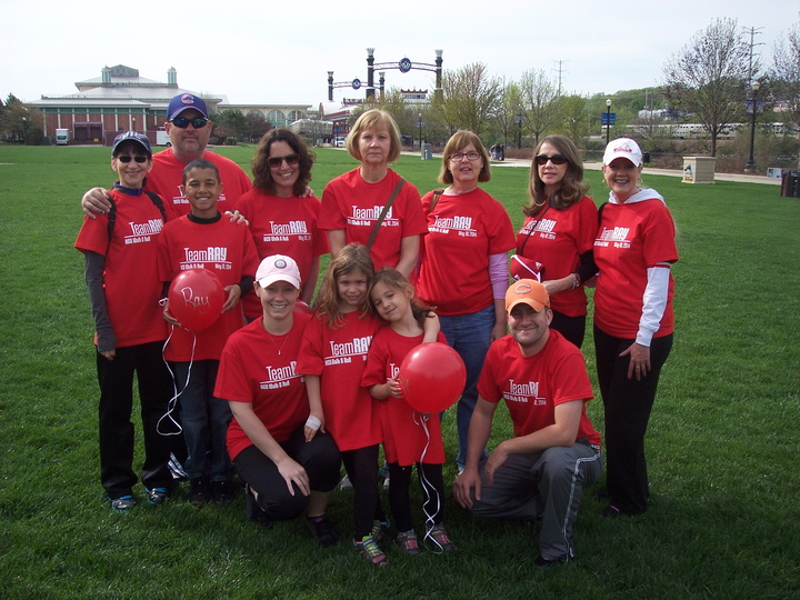 Team Ray 2014 T-Shirt Photo
