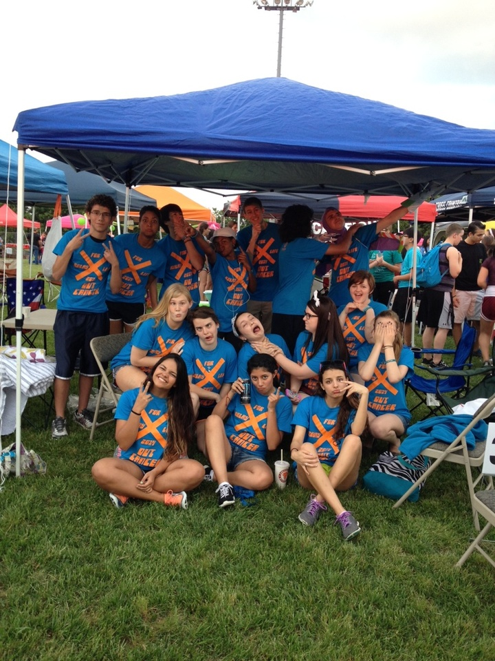 Relay For Life 2014 T-Shirt Photo