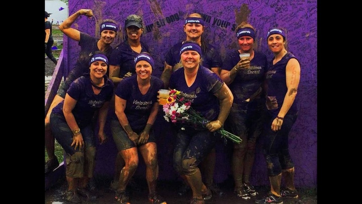 Mudderella Nj/Ny T-Shirt Photo